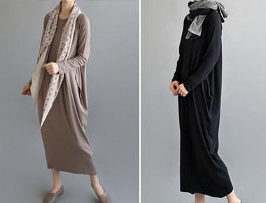 [Shipped the same day] Wales runaway Long Dress Buy! Season restocking