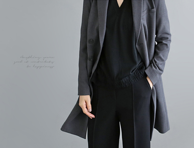 Stuart Long jacket double-charcoal buttons to change the details when ordering congestion reorder