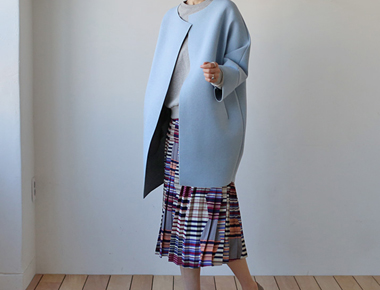 [Shipped the same day] Marcel Coat - Sora's a good feeling Neo Material Plan :)