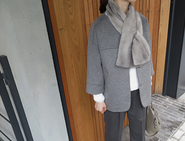 Trinidad Hoshi Jacket - gray Best Deals