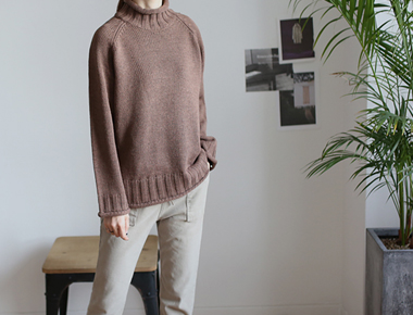 [Shipped the same day] vanessa turtle knit - 3c style that is more than fitting that moderation sorry