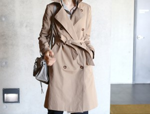 [Shipped the same day] cohen trench coat - not a practical design beyijigwa
