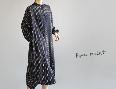 [Shipped the same day] Print Long dress shape wear only one or two stylish cardigan coat Ditch Park Sihoo It's pretty ^^