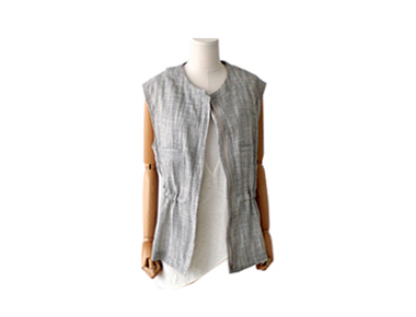 Best Cool Linen material is very light and Colette