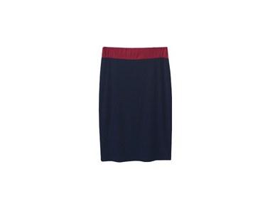 Band dk * st sk A really good basic skirt