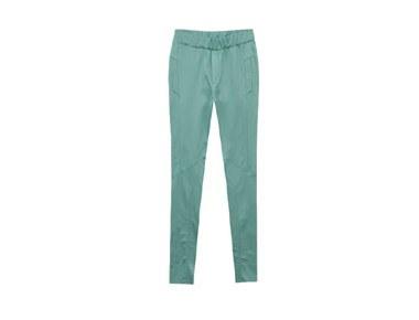 Ann slim pants and slim pants comfortable slim pants