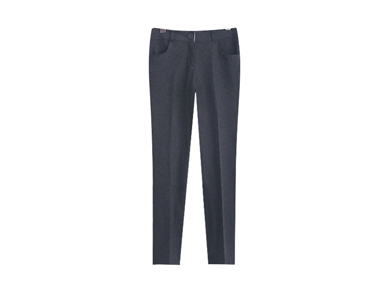 """B. Date of Semi-fit pants Slim-length with a sense of warmth to the pitter-patter of material :) """"Thank You influx of orders"""""""