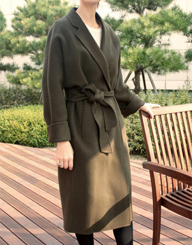 Martin handmade Long coat - 2CBrand quality'm completely luxurious and stylish ~