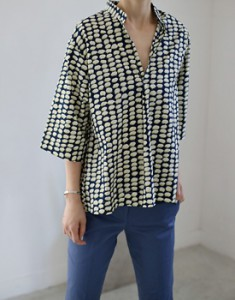 May print blouse thank you door Breadth Note Color Add