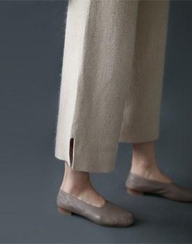 Celine Knit Pants - 2c / door / Breadth / stock season stock