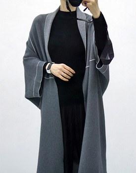 Hanson Shawl Cardigan Coat - 2c