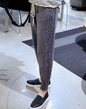 Alexander Knit Jogger Pants - 2 colors