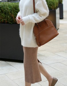 SAND knit skirt - 3 colors